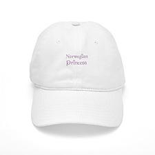 Norwegian Princess Baseball Cap