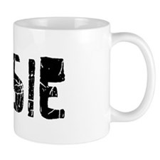 Kelsie Faded (Black) Mug