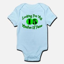 Minutes Of Fame Infant Bodysuit