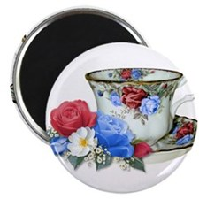 "American TeaCup 2.25"" Magnet (10 pack)"