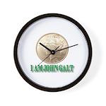 Who is John Galt? Wall Clock