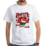 Walther Family Crest White T-Shirt