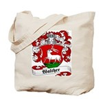 Walther Family Crest Tote Bag