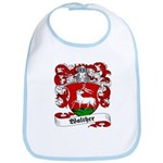 Walther Family Crest Bib