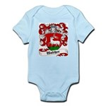 Walther Family Crest Infant Creeper