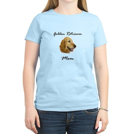Golden Retriever Mom Women's Light T-Shirt