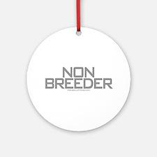 Non Breeder Ornament (Round)