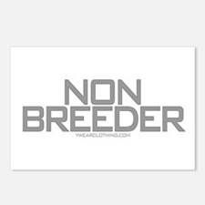 Non Breeder Postcards (Package of 8)