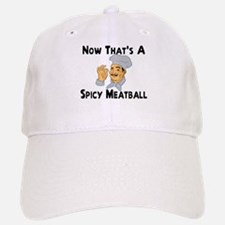 Spicy Meatball Baseball Baseball Cap