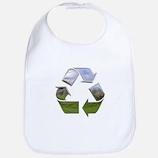 Recycle Symbol Bib