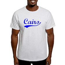 Vintage Cairo (Blue) T-Shirt
