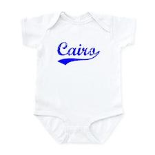 Vintage Cairo (Blue) Infant Bodysuit