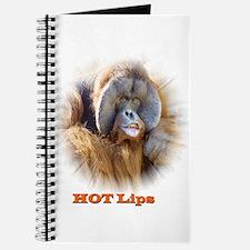 Hot Lips: Orangutan. Journal