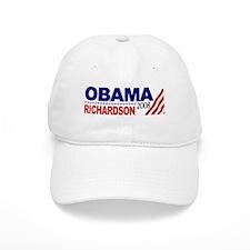 Obama Richardson 2008 Cap