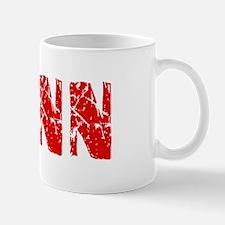 Joann Faded (Red) Mug