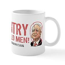 Anti-McCain Old Men Mug