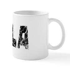 Keyla Faded (Black) Mug