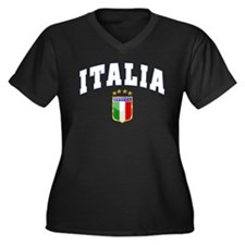 Italia 4 Star European Soccer 2012 Women's Plus Si