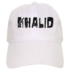 Khalid Faded (Black) Baseball Cap
