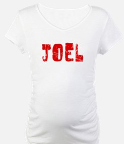 Joel Faded (Red) Shirt