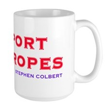 Support Our Tropes Mug