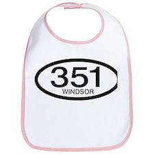 Vintage Ford 351 c.i.d. Windsor Bib