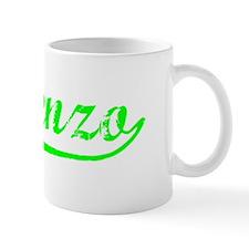 Vintage Vincenzo (Green) Small Mug