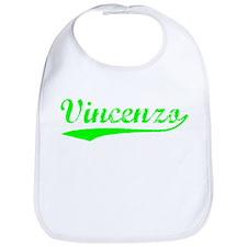 Vintage Vincenzo (Green) Bib