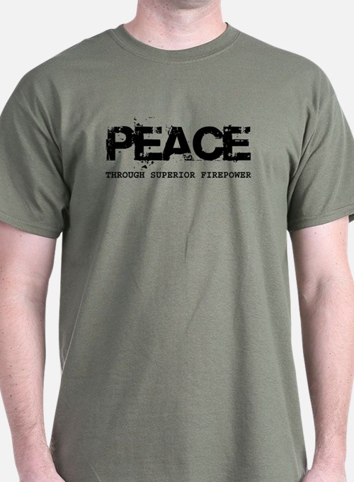 Peace Conservative T-Shirt