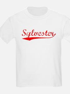 Vintage Sylvester (Red) T-Shirt