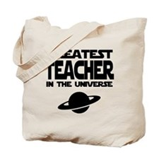 Greatest Teacher Tote Bag
