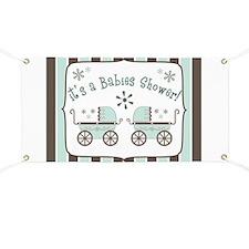 Babies Shower Banner