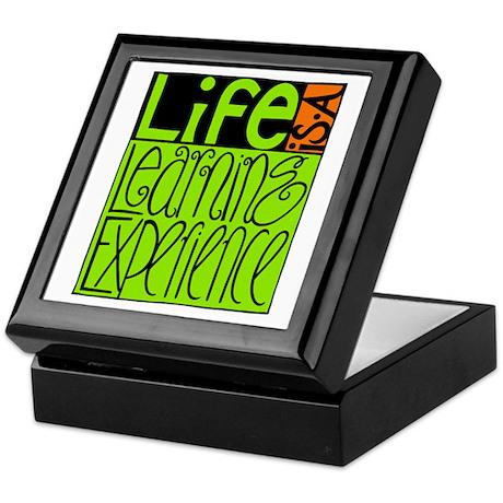 Life Experience Keepsake Box