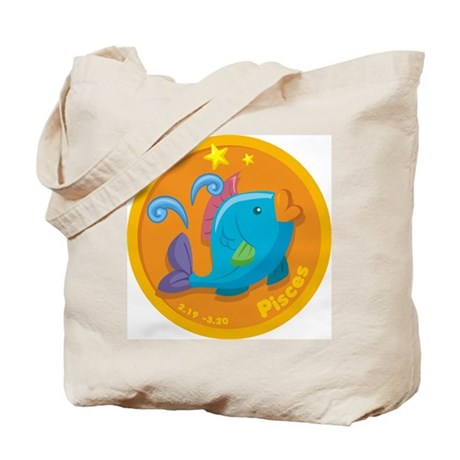 PISCES (31) Tote Bag