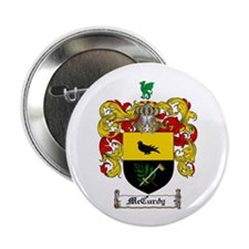 """McCurdy Family Crest 2.25"""" Button (100 pack)"""