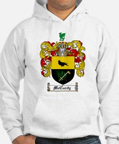 McCurdy Family Crest Hoodie