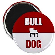 """Bulldog 2.25"""" Magnet (10 pack)"""