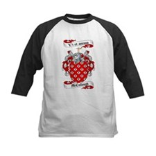 McCullough Family Crest Tee