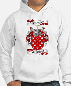McCullough Family Crest Hoodie