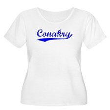 Vintage Conakry (Blue) T-Shirt