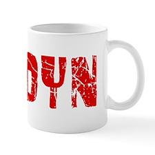 Jordyn Faded (Red) Mug
