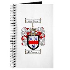 McCormack Family Crest Journal