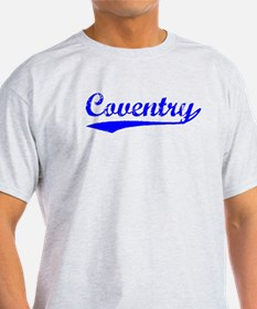 Vintage Coventry (Blue) T-Shirt