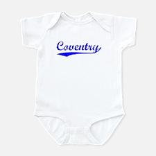 Vintage Coventry (Blue) Infant Bodysuit