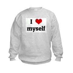I Love myself Sweatshirt