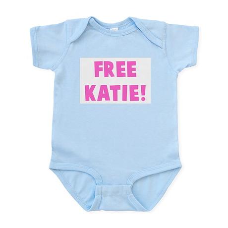 Free Katie Infant Creeper