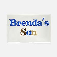 Brenda's Son Rectangle Magnet