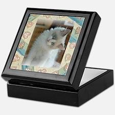 Ragdoll Kitten Keepsake Box