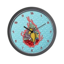 Tanga Wall Clock