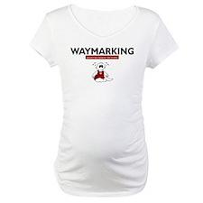 Waymarking, geocachings unpop Shirt
